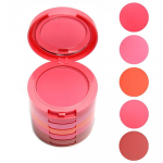 Music Flower 5 Color Blusher