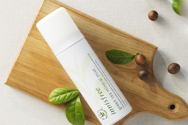 Innisfree Green Tea Mineral Mist